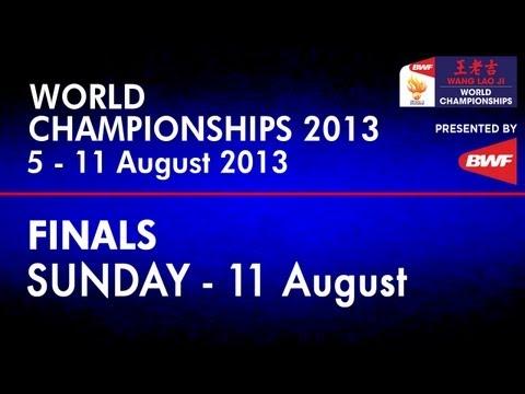 世界選手権2013MD決勝 ボー・モーゲンセン VS アーサン・セティアワン